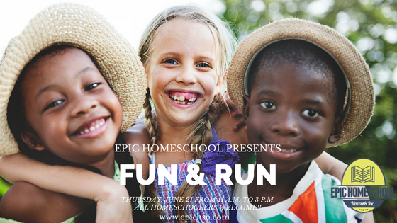 EPIC Homeschool fun & Run (1)